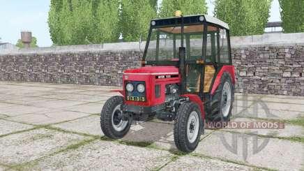 Zetor 7011 interactive control para Farming Simulator 2017