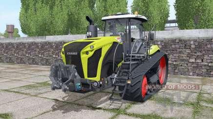 CLAAS Xerion 4000 crawler para Farming Simulator 2017