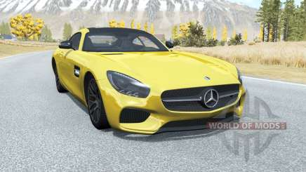Mercedes-AMG GT coupe (C190) 2014 para BeamNG Drive