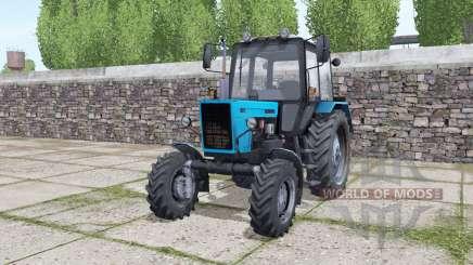 MTZ Bielorrússia 82.1 controle interativo para Farming Simulator 2017