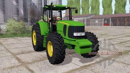 John Deere 6180J 2010 para Farming Simulator 2017