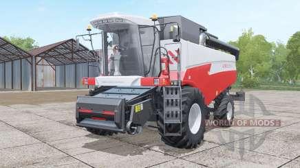 Akros 595 Plus com opções para Farming Simulator 2017