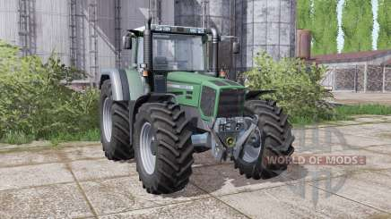 Fendt Favorit 822 Turboshift 1993 para Farming Simulator 2017
