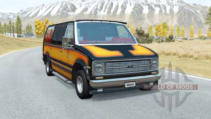 Gavril H-Series The VANderer 70s Lace para BeamNG Drive