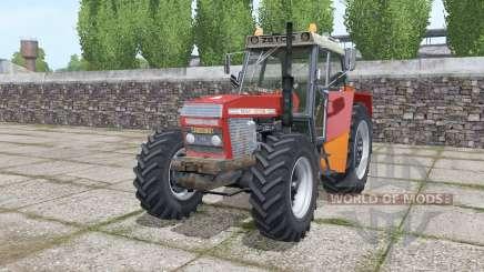 Zetor 12145 interactive control para Farming Simulator 2017
