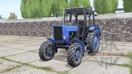 Bielorrússia MTZ 80.1 controle interativo para Farming Simulator 2017