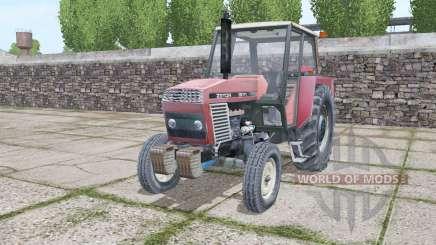 Zetor 8011 interactive control para Farming Simulator 2017