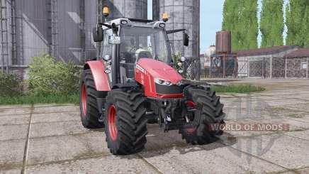 Massey Ferguson 5610 dynamic hoses para Farming Simulator 2017