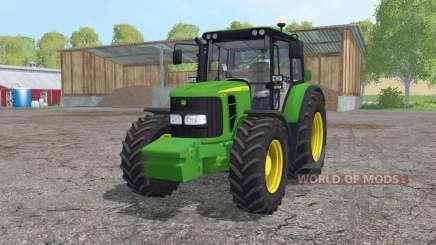 John Deere 6230 pack para Farming Simulator 2015
