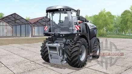 Krone BiG X 580 black para Farming Simulator 2017