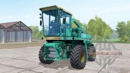 Não 680 com os reapers para Farming Simulator 2017