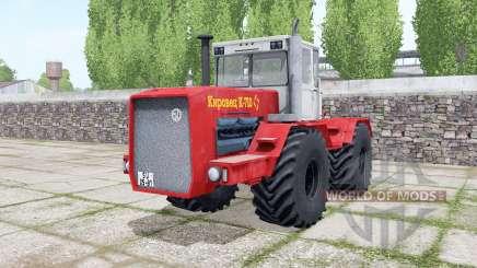 Kirovets K-710 1980 para Farming Simulator 2017