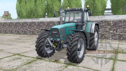 Fendt Favorit 916 Vario design selection para Farming Simulator 2017