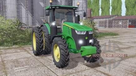 John Deere 7210R configure para Farming Simulator 2017