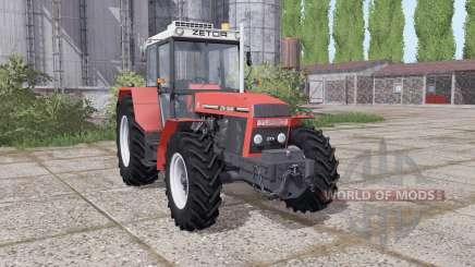 ZTS 16245 Turbo wheels weights para Farming Simulator 2017