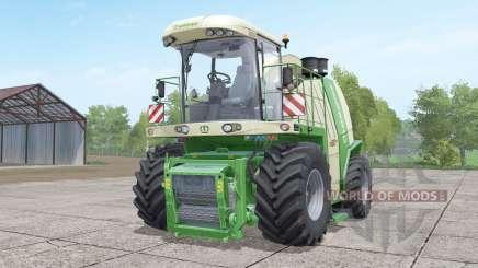 Krone BiG X 1100 with bunker para Farming Simulator 2017