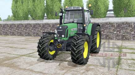 Fendt 820 Vario TMS choice wheels para Farming Simulator 2017