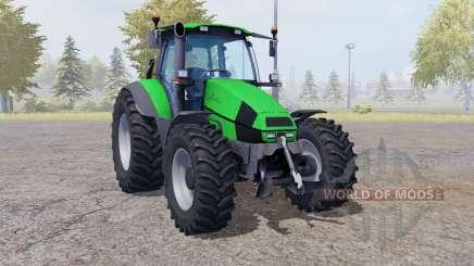 Deutz-Fahr Agrotron 120 Mk3 2001 para Farming Simulator 2013