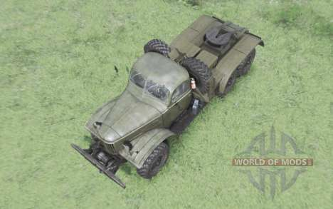 ZIL 157КДВ para Spin Tires