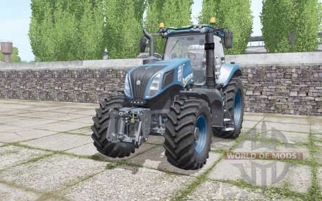 New Holland T8.435 power 692 hp para Farming Simulator 2017