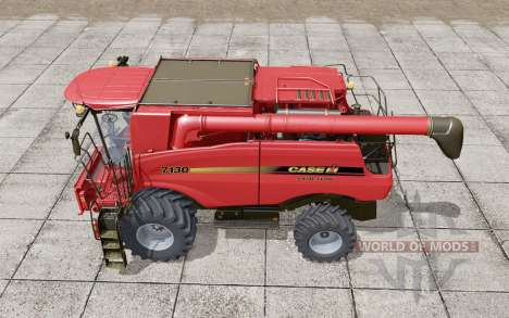 Case IH Axial-Flow 7130 Increased emptying rate para Farming Simulator 2017