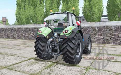 Deutz-Fahr Agrotron 7250 TTV design selection para Farming Simulator 2017