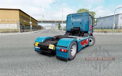 Mercedes-Benz Antos 1840 2012 Kings Customs para Euro Truck Simulator 2