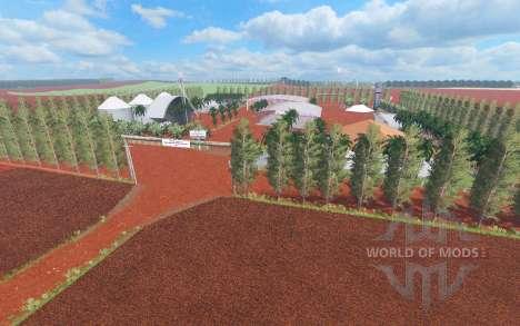 Fazenda Bahia Potrich para Farming Simulator 2017