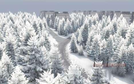 Inverno para Spin Tires
