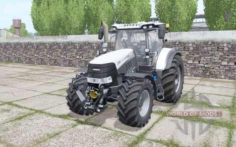 Case IH Puma 240 CVX design selection para Farming Simulator 2017