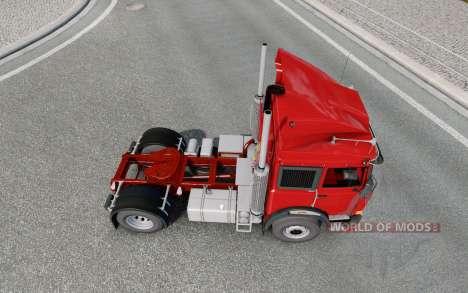 Iveco-Fiat 190-38 Turbo Special v2.3 para Euro Truck Simulator 2