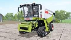 Claas Lexion 600 crawler para Farming Simulator 2017