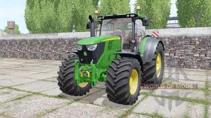 John Deere 6215R moving elements para Farming Simulator 2017