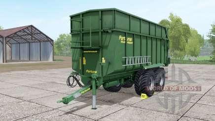 Fortuna FTM 200-6.0 dark lime green para Farming Simulator 2017