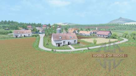 Czech Valley v1.1 para Farming Simulator 2015