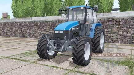 New Holland TS90 configure para Farming Simulator 2017