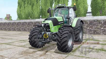 Deutz-Fahr Agrotron 7230 TTV xenon light para Farming Simulator 2017
