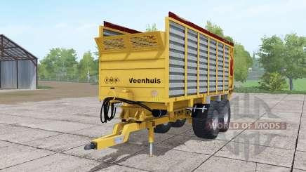 Veenhuis W400 soft orange para Farming Simulator 2017