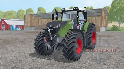 Fendt 1050 Vario wheels weights para Farming Simulator 2015