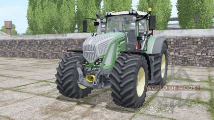 Fendt 933 Vario S4 more options para Farming Simulator 2017