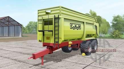 Conow TMK 22-7000 soft yellow para Farming Simulator 2017