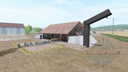 Serraria v2.0 para Farming Simulator 2017