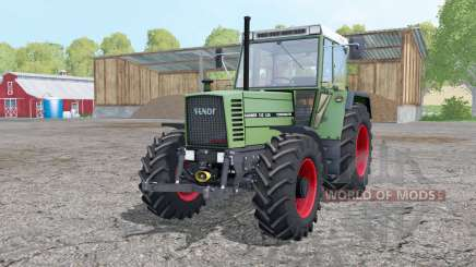 Fendt Farmer 312 LSA Turbomatik manual ignition para Farming Simulator 2015