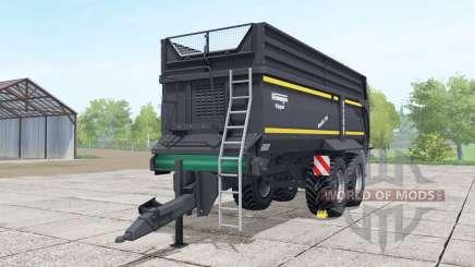 Krampe Bandit 750 nero para Farming Simulator 2017