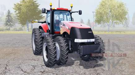 Case IH Magnum 340 double wheels para Farming Simulator 2013