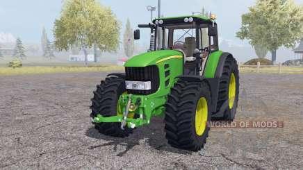 John Deere 7530 Premium 2007 para Farming Simulator 2013