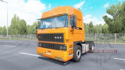 DAF 2800 Space Cab v1.1 para Euro Truck Simulator 2