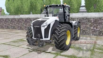 Claas Xerion 5000 Trac VC design selection para Farming Simulator 2017