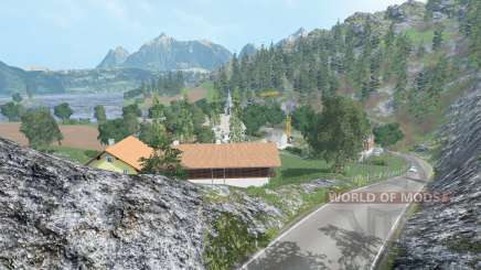 Somewhere in Bavaria v1.1.2 para Farming Simulator 2015