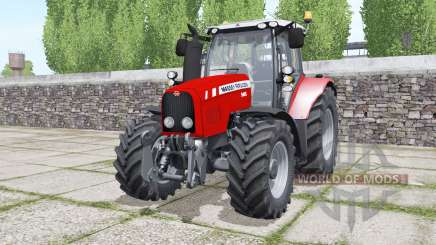 Massey Ferguson 5465 moving elements para Farming Simulator 2017